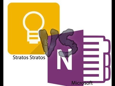 Google Keep vs OneNote (Android) - Note Making Service in 2019