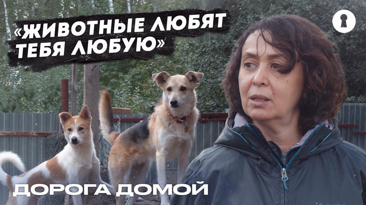 Создала приют для бездомных собак  Человек года