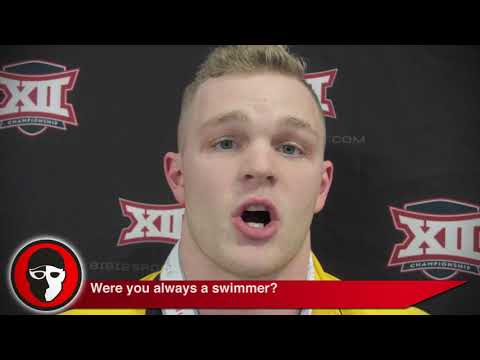Jake Armstrong - From Linebacker to Big 12 Champion