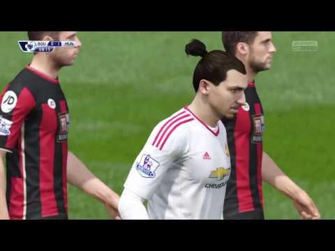 FIFA 16 Predicts: AFC Bournemouth vs...