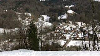 La Place du Village : Rencontres au tour du Col du Marais à Serraval