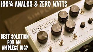 Best Ampless Solution? | DSM & Humboldt Simplifier Review