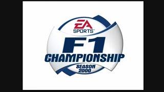 Longplay [PS2] F1 Championship Season 2000
