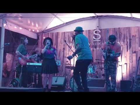 La Curandera by Elastic Bond @ Wynwood Yard on 9/20/17