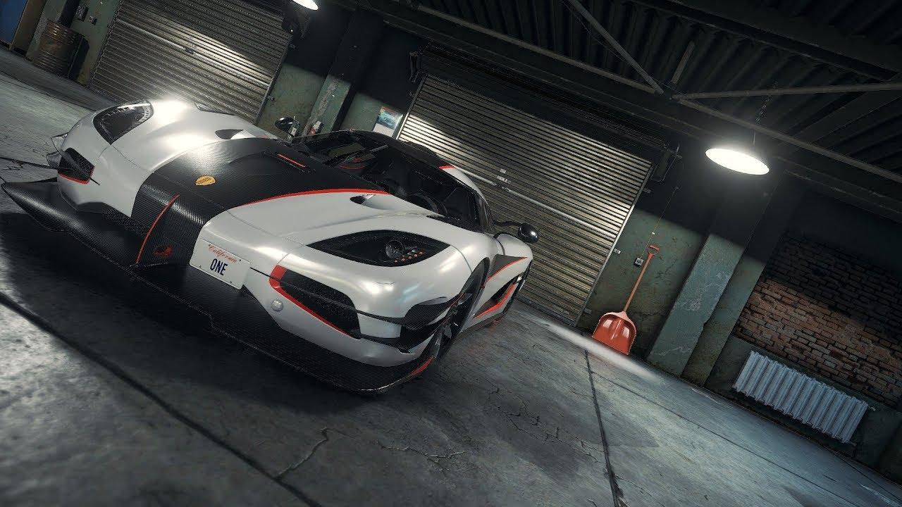 Car Mechanic Simulator 2018 Koenigsegg One
