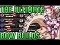 Broken Bow Build - Highest Damage Dragon Piercer + All Round + PC Build - Monster Hunter World!