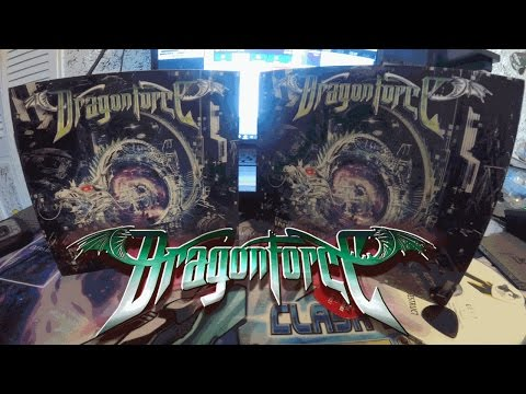 Dragonforce: Reaching Into Infinity Special Edition Opening and Review!