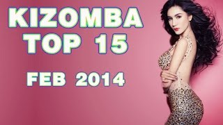 Kizomba Top 15 (February 2014)