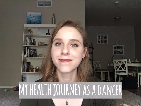 """My Health Journey as a Ballet Dancer Pt. 1 (disordered eating, """"freshman 15"""", dramatic weight loss)"""