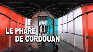 imMERsif: à la découverte du phare de Cordouan en vidéo 360 et son 3D