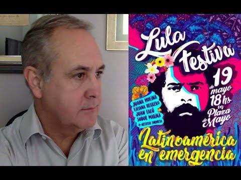 Lula Livre já é um movimento internacional