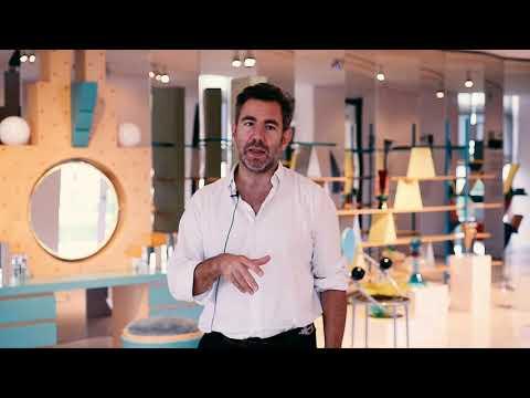 Olivier Gabet, directeur du Musée des Arts Décoratifs (MAD), souligne la valeur des lettres d'Orly