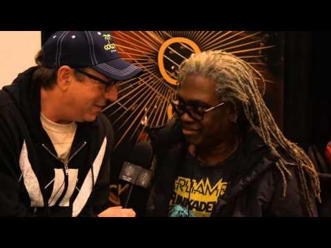 Blackbyrd McKnight - NAMM 2016