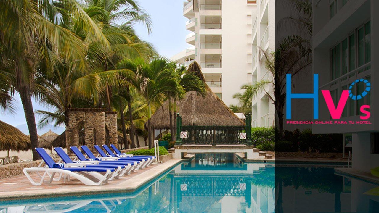 villa varadero hotel and suites nuevo vallarta youtube. Black Bedroom Furniture Sets. Home Design Ideas