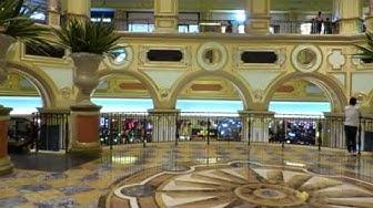 The Venetian Macao Casino in Macau