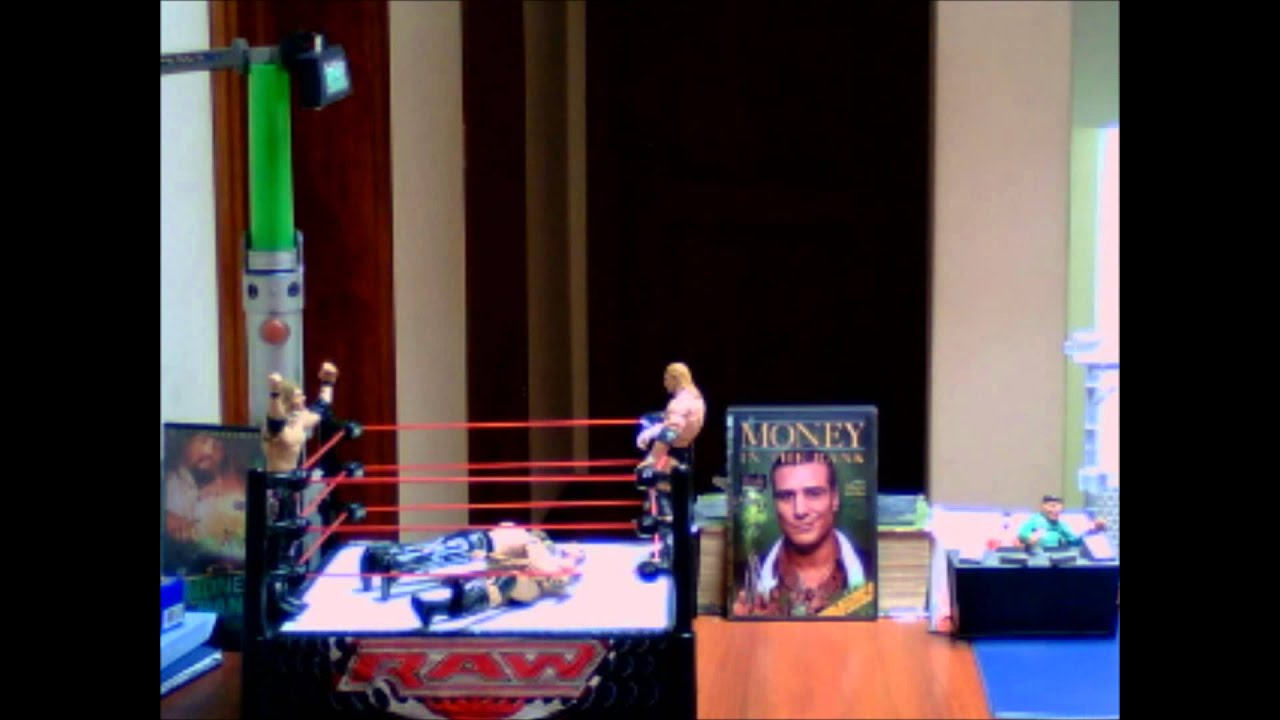 Wwe tag team stop motion action figures dx vs rated rko - Wwe rated rko wallpaper ...