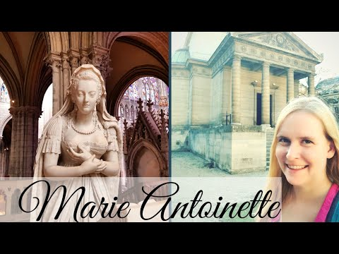 Marie Antoinette's Tomb | Paris, France Travel Vlog: Chapelle Expatoire, Saint Denis Basilica