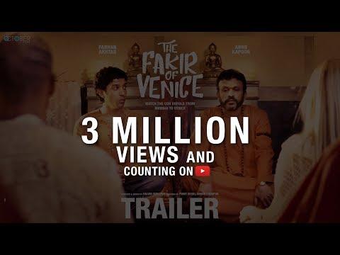 The Fakir of Venice Trailer - Farhan Akhtar, Annu Kapoor | AR Rahman
