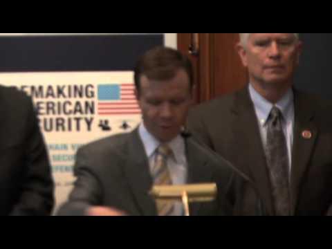 Alliance for American Manufacturing President Scott Paul