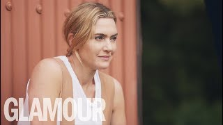 Glamour Cover Shoot: Kate Winslet Gives Advice to Aspiring Actors | Glamour UK