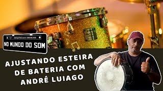 Baixar Manutenção de Esteira e Pele de Bateria com André Luiago