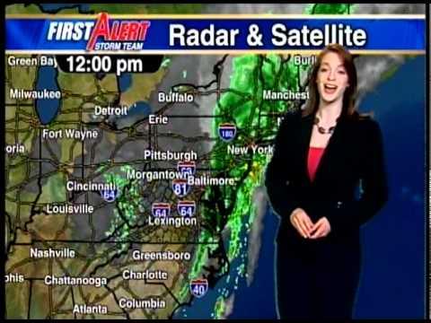 meteorologist mallory june 2011 resume reel