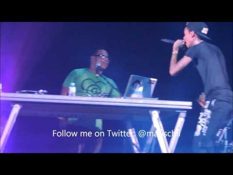 Wiz Khalifa - Payphone ( Live in Rio @ Fundição Progresso )