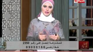 مذيعة 'الحياة' تروي موقف مؤلم عن معاناة طفلة يتيمة في 'يوم اليتيم'.. (فيديو)