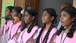 Tamil Thai Vazhthu- தமிழ் தாய் வாழ்த்து