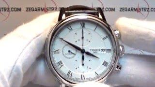Tissot Carson Automatic Chronograph T085.427.16.013.00 www.zegarmistrz.com