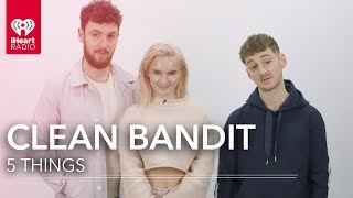 """5 Facts About Clean Bandit """"I Miss You"""" 