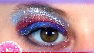 GLITTER EYES and LIPS!! Get the Look @ BASTAR.COM Thumbnail