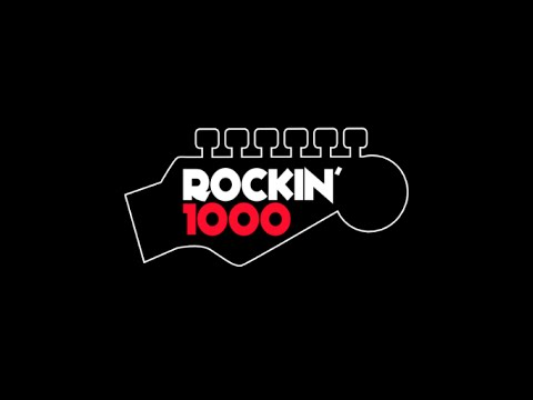 "Rockin'1000 ""That's Live"" @ Cesena 24/07/2016 - Marco Guaita Cam FULL CONCERT HIGHLIGHTS"