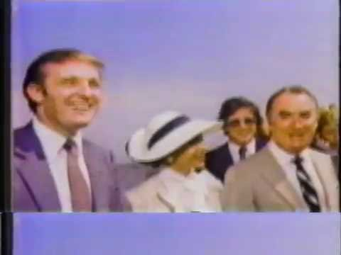 Donald Trump 1984 Interview USFL, being wealthy, football in america