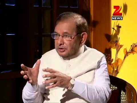 Wipe out social disparity to end economic disparity in India: Sharad Yadav