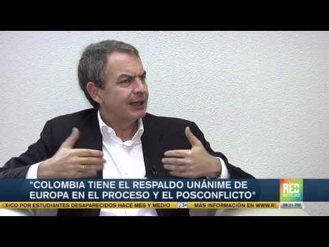 Entrevista José Luis Rodríguez Zapatero
