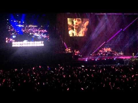 Jay Chou 周杰伦 - Suan Shen Me Nan Ren 算什么男人 (Opus 2 Concert in Singapore)