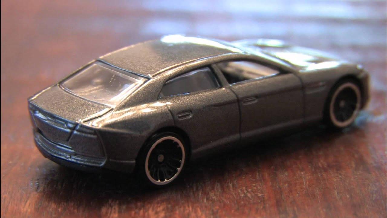 LAMBORGHINI ESTOQUE Hot Wheels review by CGR Garage - YouTube