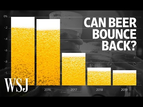 Five Ways The Beer Industry Is Trying To Bounce Back | WSJ