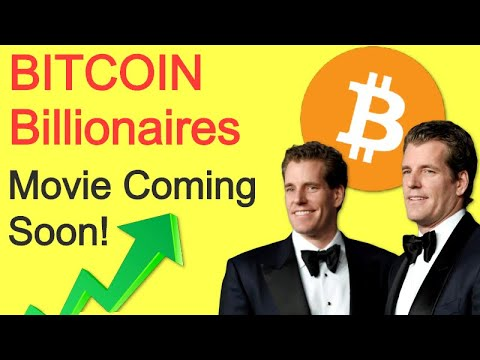 Winklevoss Twins Bitcoin Billionaires Movie Confirmed – Fidelity: Institutional Investors Own Crypto