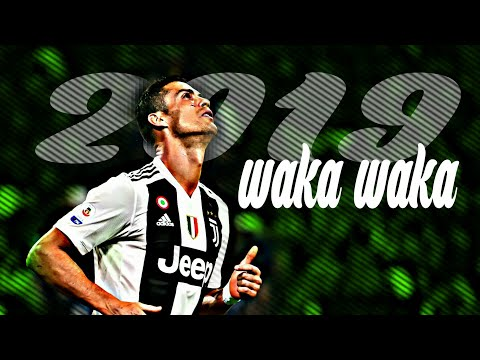 Cristiano Ronaldo ▶ waka waka - skills and goals 2018/19 |HD