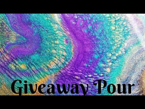 Giveaway Pour Live!!!!