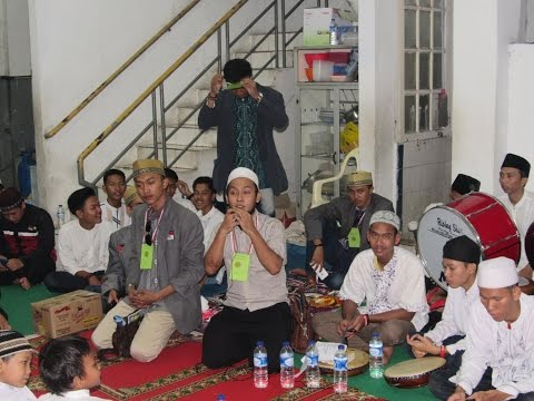 SOTR Tanjung Priok VOLKER Permainan Hadroh Remaja Masjid Nurussholah
