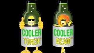 How to Light Up Bottles - Cooler Torch ® & Beam ® Party Lights To Drink ® - WWW.COOLERTORCH.COM