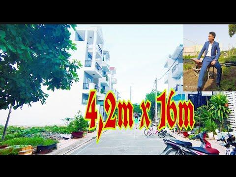 Bán Nhà Quận 9 | Nhà Siêu Đẹp ,4 Tầng Lầu, 100m Lê Văn Việt