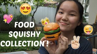 SQUISHY BISA DIMAKAN ?! - FOOD AND DRINK SQUISHY COLLECTION !