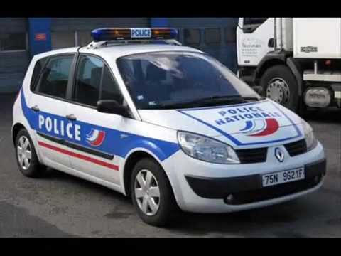 french police siren sound sir ne de police fran aise doovi. Black Bedroom Furniture Sets. Home Design Ideas