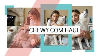 Chewy Haul | Stuff for senior dogs, anxious dogs, and restricted diet dogs! All the dogs!