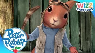 Peter Rabbit | Ungeschickt Eichhörnchen Tricks | Action-Packed Abenteuern | Wizz Cartoons