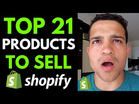 TOP 21 WINNING PRODUCTS TO DROPSHIP RIGHT NOW thumbnail